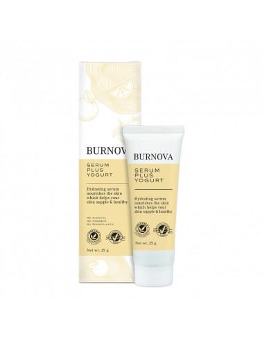 Burnova Hydrating Serum Plus Yogurt 25g - 1