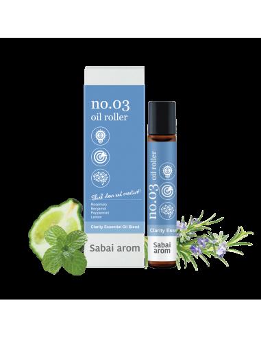 Sabai-arom NO.03 Clear Mind Spot...