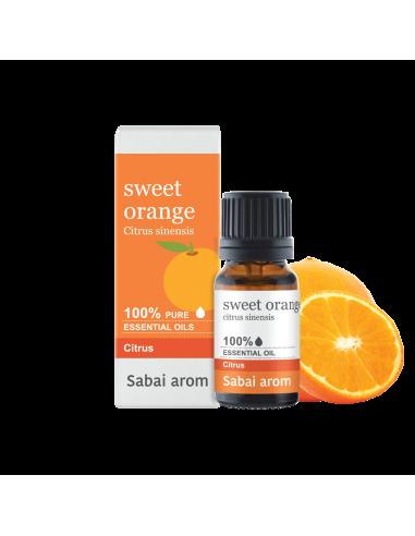 Sabai-arom Sweet Orange 100% Pure...