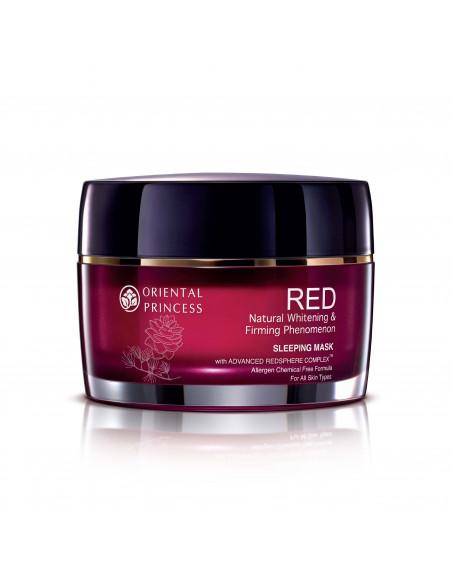 Oriental Princess RED Firming  Sleeping Mask 50g - 1