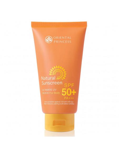 Oriental Princess Natural Sunscreen UV Block for Body 150g - 2